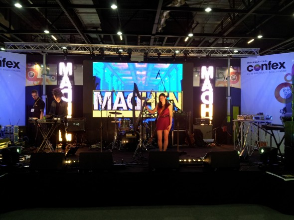 Madhen Productions COnfex 2012