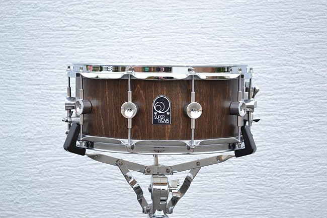 Supernova Drum Co. Full Birch Snare