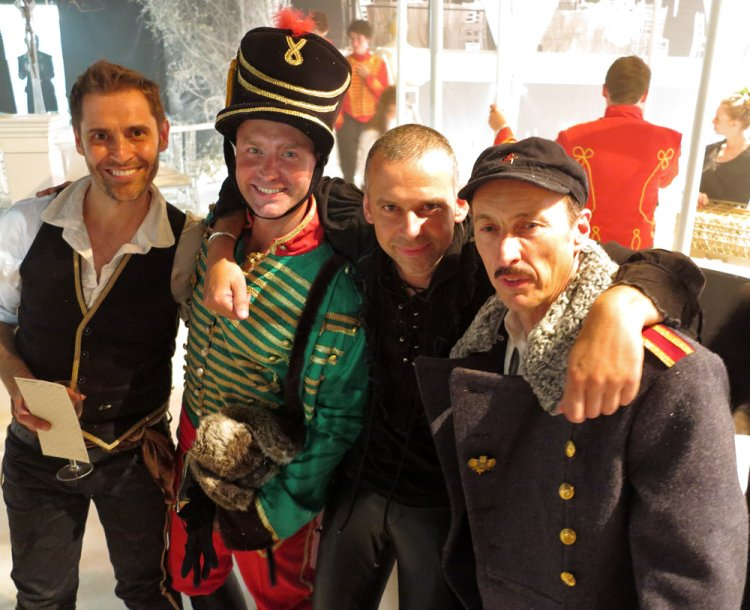 Me, Jeremy McWilliams and James Haydon