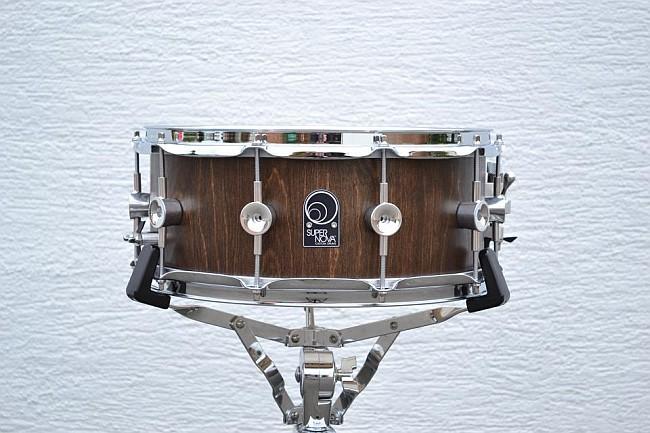 Supernova Drum Co. Full Birch Snare