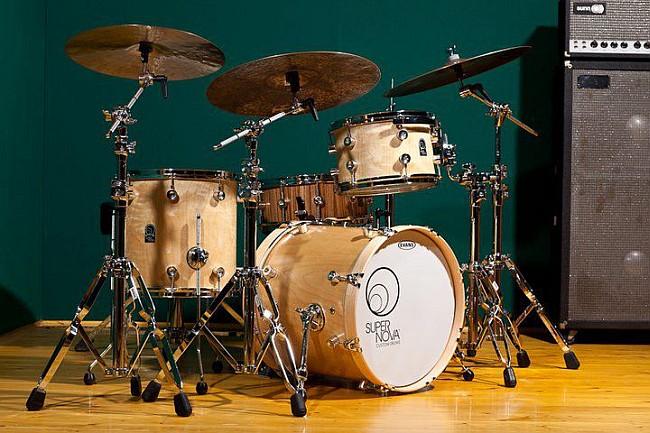 Supernova Drum Co. Kit